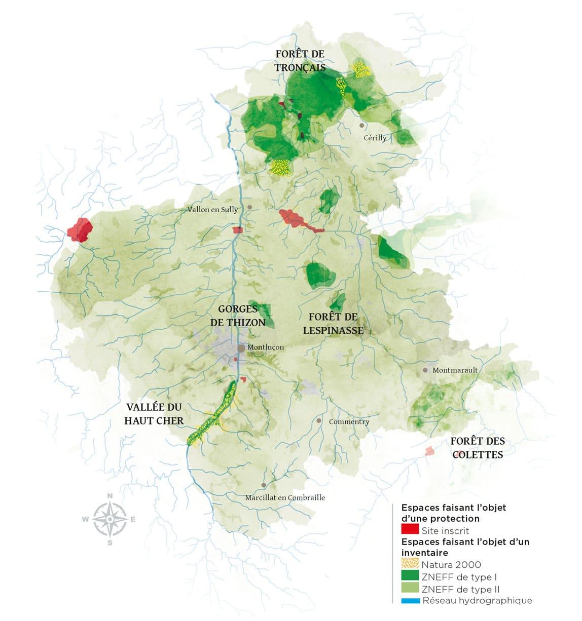 Environnement Paysages Natura 2000 Petr Du Pays De La Vallee